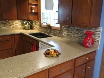 Granite countertops erie pa lake erie countertops stone for Kitchen cabinets erie pa