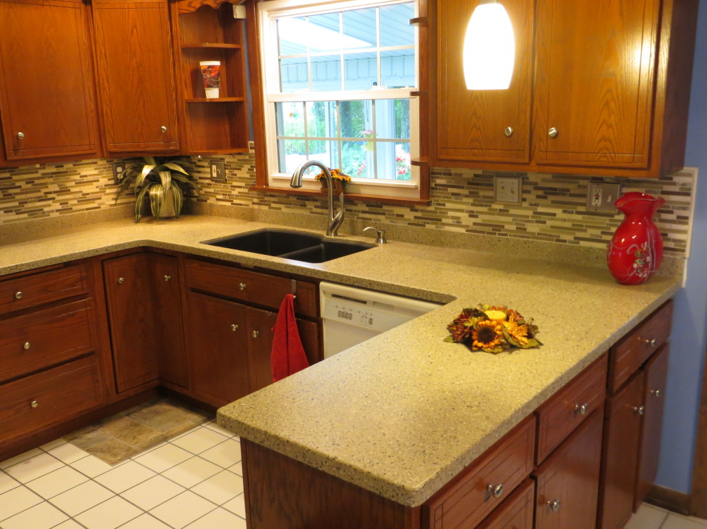 new kitchen countertop remodel lake erie countertops